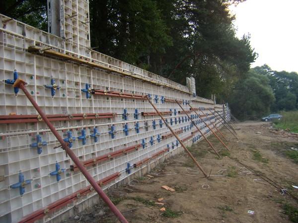 Аренда стеновой опалубки